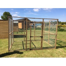 6ft x 9ft 19G Aviary / Run