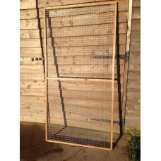 10 Aviary Panels - 6FTX3FT 19G 1/2 X 1